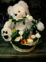 Интернет магазин цветов и декора предлагает широкий ассортимент товара